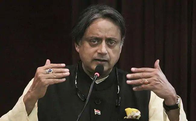 Shashi Tharoor Reply To Kerala Minister Thiruvananthapuram Airpor - Sakshi