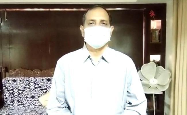 MLA GopireddY Srinivasa Reddy Tests Positive For Coronavirus - Sakshi