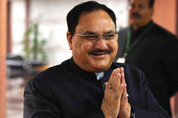 BJP Chief JP Nadda Says BJP JD(U)  LJP Will Fight Bihar Assembly Poll - Sakshi