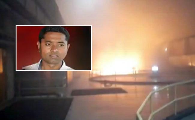Srisailam Power Plant Accident Deceased AEs Final Conversation - Sakshi