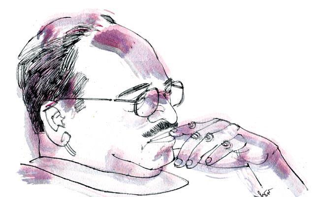 Tribute To Penchukalapadu Narasimhareddy - Sakshi