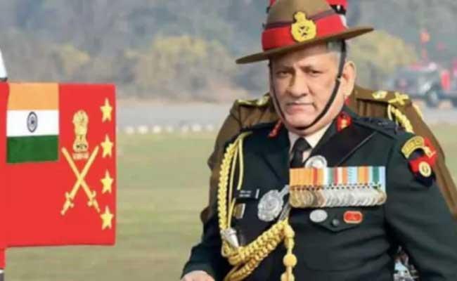 India and China Standoff: Military Option On Table If Talks Fail Rawat Says - Sakshi