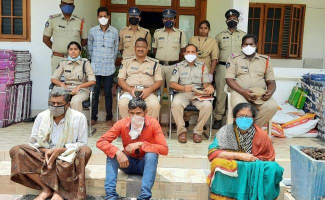 Assassition Case Solved In West Godavari - Sakshi