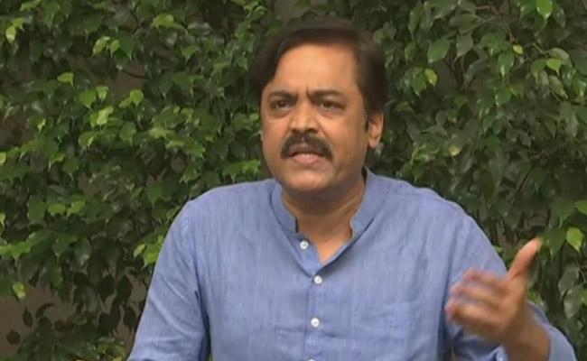 BJP MP GVL Narasimharao Comments On Congress - Sakshi