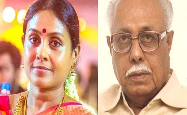 Saranya Father, Malayalam Director AB Raj Passed Away - Sakshi