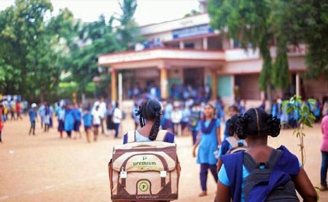 Online Classes For School Students in Telangana - Sakshi