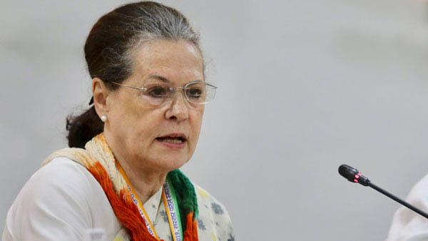 Congress Sources Says Sonia Gandhi To Remain Party Chief - Sakshi