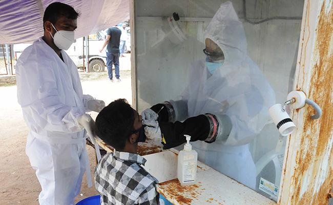 Coronavirus: 2579 Positive Cases Reported In Telangana - Sakshi