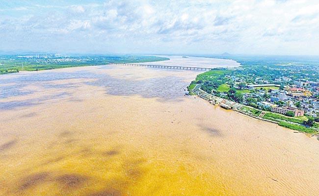 Telangana Has Once Again Made Clear Godavari Water Diverted To Kaveri - Sakshi
