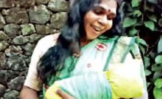 You Are My Lucky Star: Vijayaraja Mallika Album For Intersex Child - Sakshi
