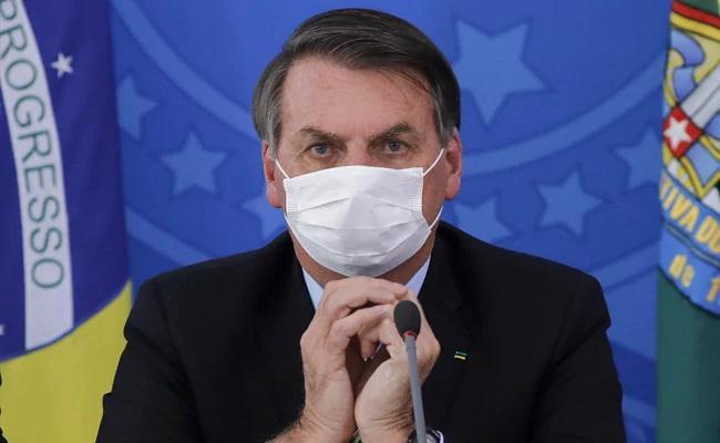 Brazilian President Alleges Journalist Wimps - Sakshi
