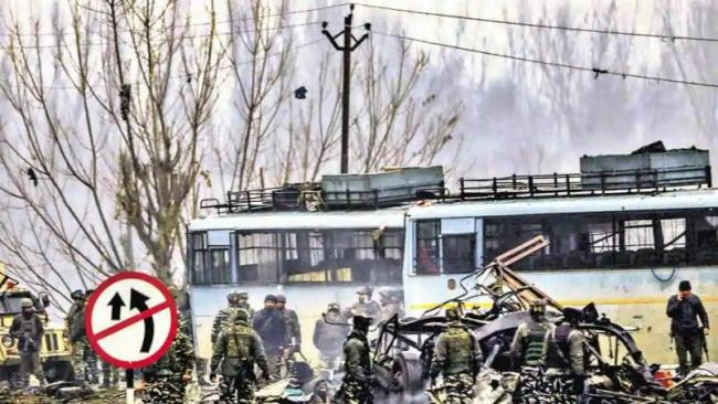 Pulwama Attack NIA to File Chargesheet Today - Sakshi