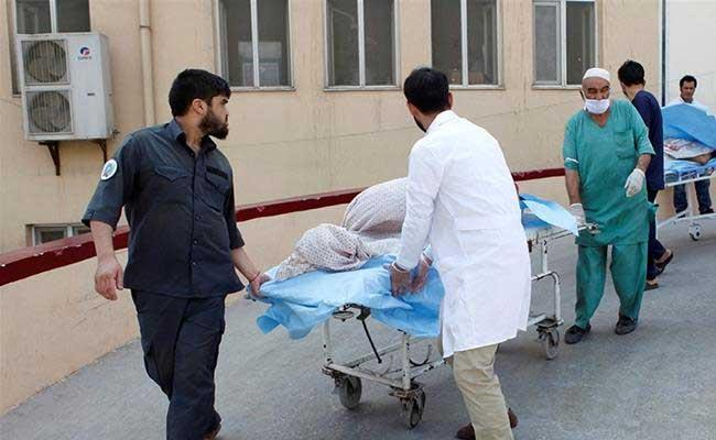 Taliban Truck Bomb And Other Attacks Kills 17 In Afghanistan - Sakshi