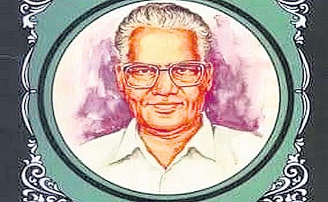 Tribute to Author Sadhananda - Sakshi