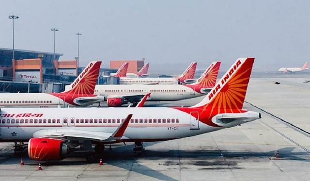 Air India EOI deadline extended to October 30 - Sakshi