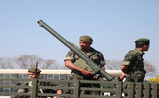 Indian Gets Russian IGLA Air Defence Missile To Counter China - Sakshi