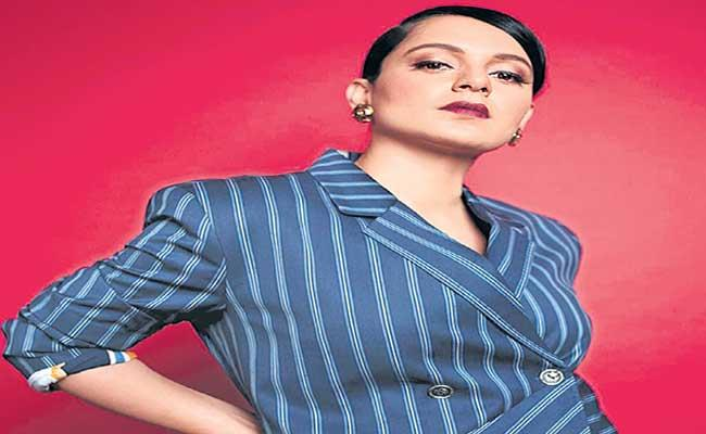 One Lakh People Support Boycott Kangana Post - Sakshi