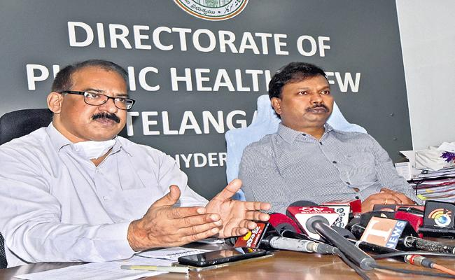Corona virus is fully under control in Greater Hyderabad - Sakshi