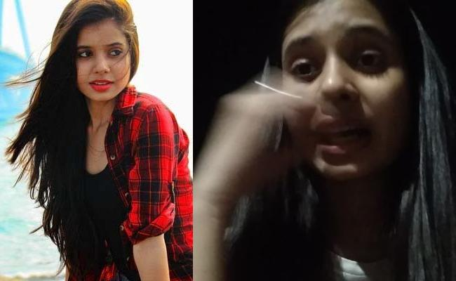 Father Tried To Kill Her Says Tripti Shankhdhar viral Video - Sakshi