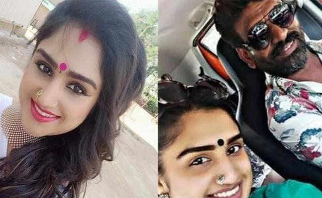 Bigg Boss Tamil Fame Vanitha Vijayakumars Husband Hospitalised - Sakshi