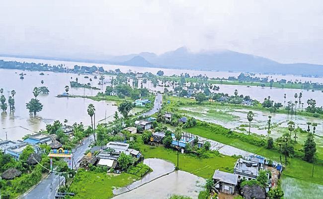 Department Of Agriculture Report On Crop Damage - Sakshi