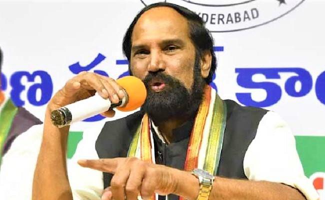 Congress Leaders Fires On TRS Government Lack Of Corona Facilities - Sakshi