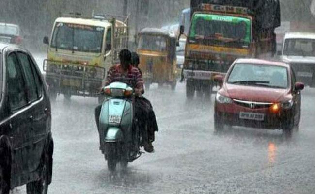 Meteorological Department: Heavy Rain Forecast For Hyderabad - Sakshi