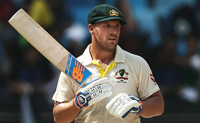 Aaron Finch Express Doubt Over Participating In Test Matches - Sakshi