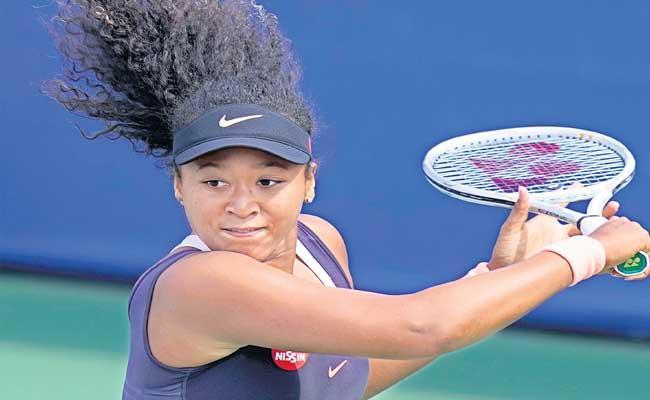 Tennis Star Naomi Osaka Supports Jacob Blake - Sakshi
