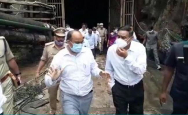 Srisailam Power Plant Accident: Key Details Found In FIR - Sakshi