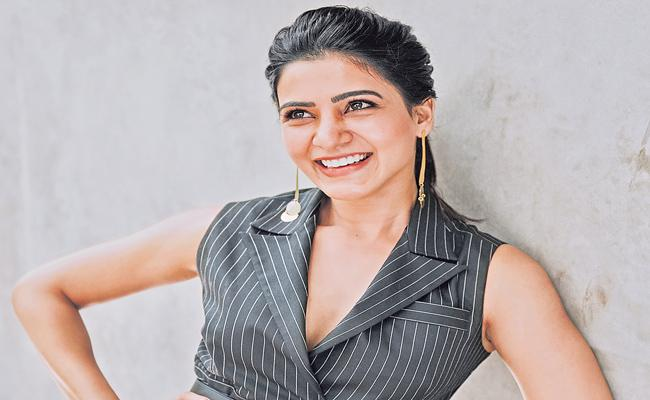 Samantha plays negative role in The Family Man 2 web series - Sakshi