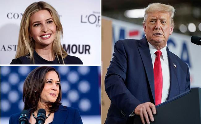 Trump Said Ivanka would be Better Candidate US President - Sakshi