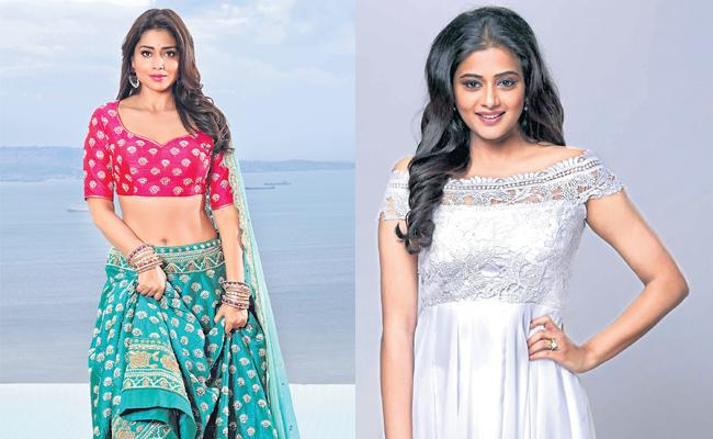 Shriya to play Tabu role in Andhadhun Telugu Remake - Sakshi