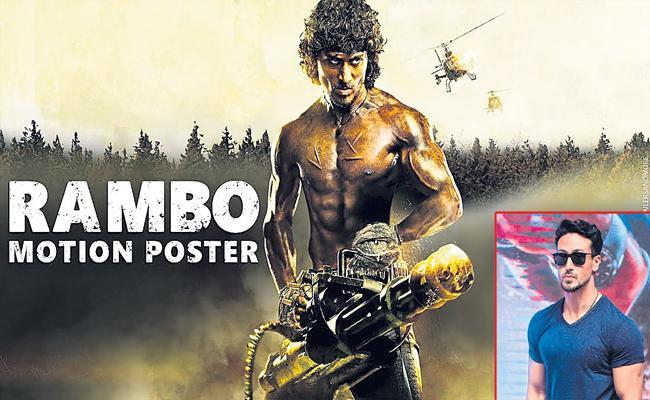 Rohit Dhawan to direct Tiger Shroff in Rambo remake - Sakshi