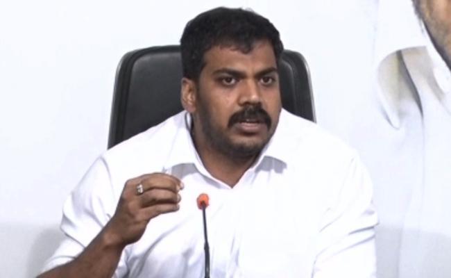 Anil Kumar Yadav Open Challenges To Chandrababu Naidu - Sakshi