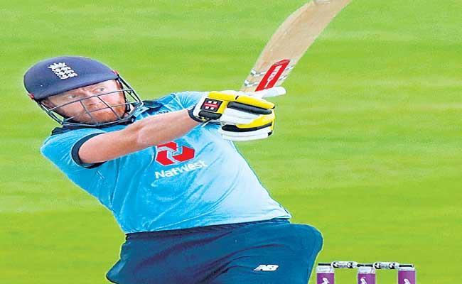 England Won Second ODI Against Ireland - Sakshi