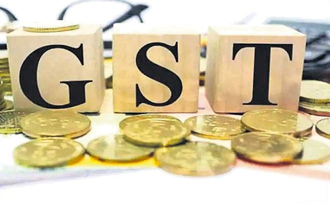 Growth in GST Income - Sakshi