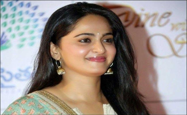 Anushka Is Not Reduced In Terms Of Remuneration - Sakshi