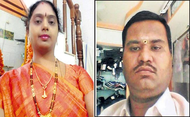 Couple commits suicide by jumping from building - Sakshi