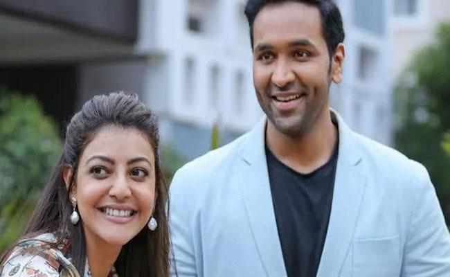 Vishnu Manchu To Play Kajal Aggarwal Brother In Her Upcoming - Sakshi