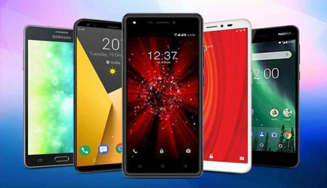 11 Lakhs Crore Funds For Smart Phone Manufacturing Units Ravi Shankar Prasad - Sakshi