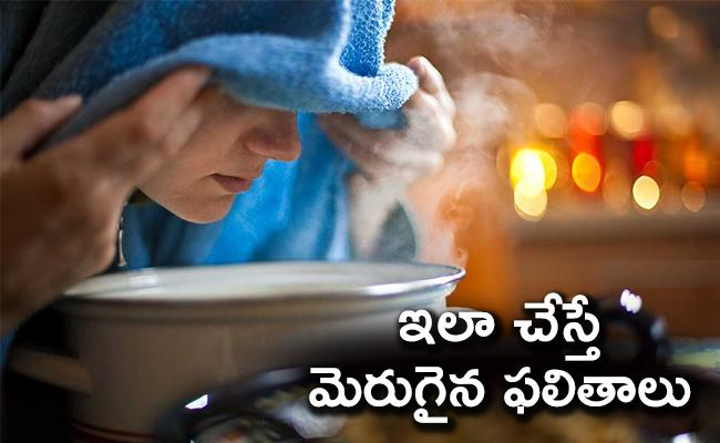 Kitchen tips working as medicines for Corona control - Sakshi