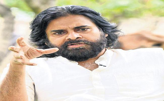 Janasena Party Decision To File Counter Filing On AP Capital Issue - Sakshi