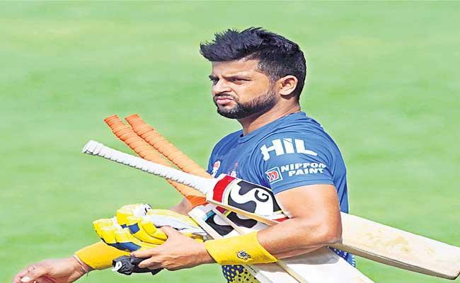 Suresh Raina Will Not Play Entire IPL 2020 - Sakshi
