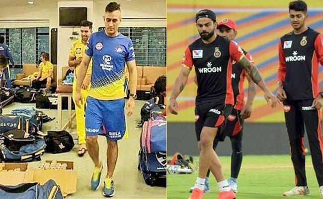Raina leaves CSK Core shaken, Virat Kohli All Smiles - Sakshi