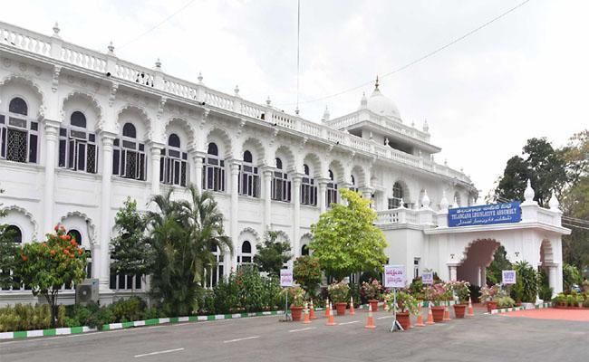 Telangana Assembly Monsoon Session From Sept 7 - Sakshi