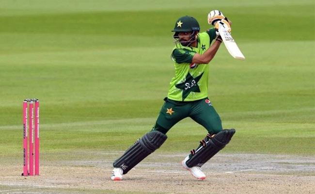 Babar Azam Equals Virat Kohli, Aaron Finchs T20I Record - Sakshi