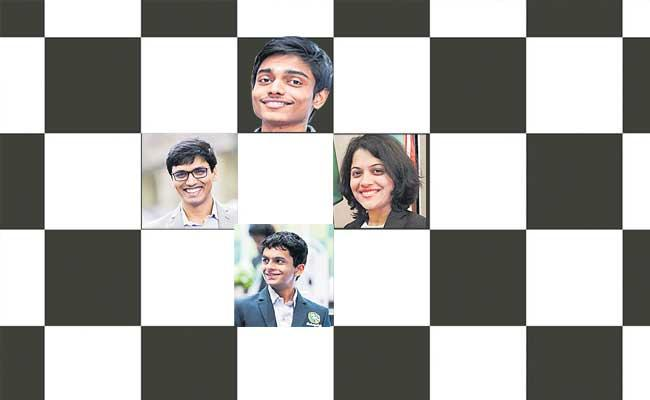 India And Russia Joint Winners In Online Chess Olympiad - Sakshi