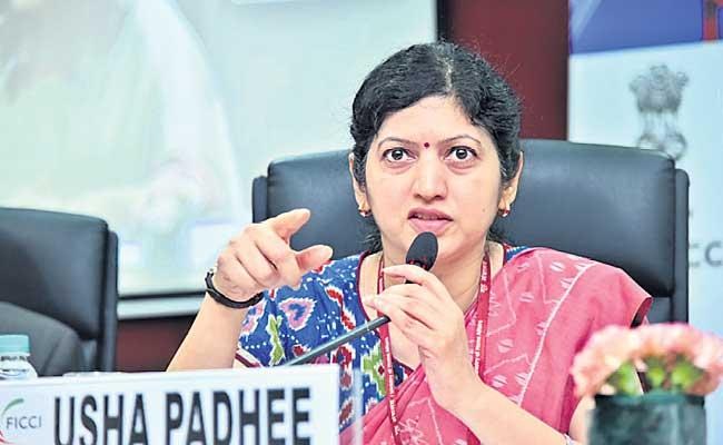 Usha Padhee Is New Director General Of The Civil Aviation Security Agency - Sakshi