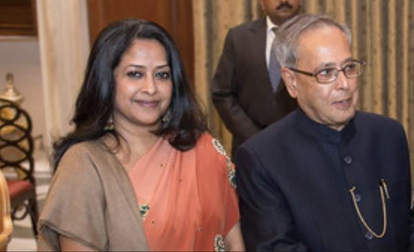 Sharmistha Mukherjee Says I Feel Blessed To HaveBeen Born As Your Daugher - Sakshi